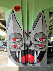 Mito / Wilrijk - 18 sep 2018 (Ferdinand 'Ferre' Feys) Tags: antwerpen anvers antwerp belgium belgique belgië streetart artdelarue graffitiart graffiti graff urbanart urbanarte arteurbano ferdinandfeys bestof2018be