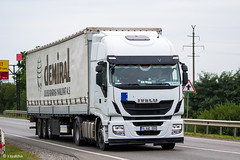 Iveco Stralis 460 E6 Hi-Way / Demiral (TR) (almostkenny) Tags: lkw truck camion ciężarówka 14aae008 tr türkiye turkey iveco stralis hiway demiral