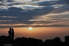 Sunrise (Paolo Bonassin) Tags: alba sunrise clouds nubi wolke sky