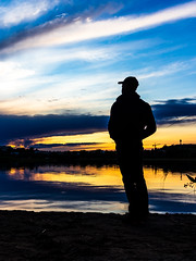 By a lake Kallavesi in the evening on August (VisitLakeland) Tags: finland kuopio lakeland summer auringonlasku evening ilta järvi kesä lake luonto maisema nature outdoor scenery silhuet siluetti sunsets water