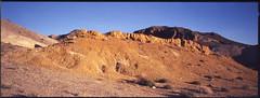 Mojave Desert (icki) Tags: april2017 mojave chromes desert landscape nopeople panoramic xpan