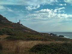 Cabo Silleiro (DAVID MARCHENA) Tags: faro clouds sky panorámica ocean blue montain green spain galicia lighthouse cape atlanticocean atlanticcoast