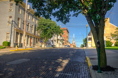 W Martin Street (ap0013) Tags: martinsburg wv west virginia westvirginia downtown mainstreet road cobblestone