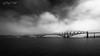 "Cloud Cover (""A.S.A."") Tags: forth railway bridge river southqueensferry edinburgh lothian scotland britain lowcloud landscape seascape sonya7rmkii sonyzeissvariotessarfe1635mmf4 wideangle blackwhite mono monochrome greyscale niksoftware silverefex asa2018"