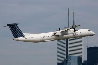 C-GKQI | DHC-8-402Q | Porter Airlines