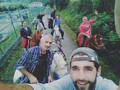 FIN DE TEMPORADA VERANO2018 Excursión a Llamigu #cuadraelalisal #rutasacaballoasturias #paseosacaballo #Asturias #turismo #caballos #horses #horseslovers #horseslife #angloarabe #arabianhorse