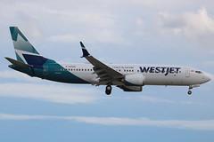 C-GZSG | Boeing 737-8 MAX | WestJet (cv880m) Tags: canada toronto pearson yyz cyyz aviation airliner airline aircraft airplane jetliner cgzsg boeing 737 738 7378 7378max 737max max8 westjet winglet