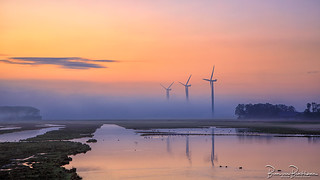 Almost hidden windmills