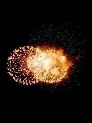 Lights (Axel Vizcaino) Tags: night celebration celebración pyrotechnics pirotecnia lights