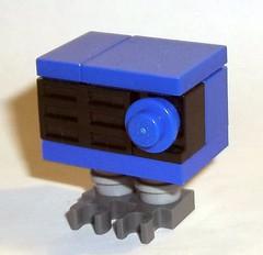 Kessel Mine Droid #1 HVAC JV-P12 (OB1 KnoB) Tags: lego star wars minifigure custom droid kessel mine 1 hvac jvp12 gonk gnk power droïde solo story run pyke pykes quay tolsite