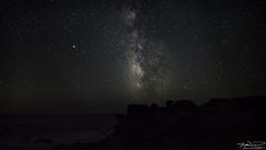 Milky Way Panorama (sbadude1) Tags: ocean pacificocean california nigh nightscape panorama landscape stars milkyway galaxy astrophotography