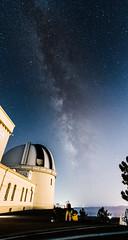 011-Lick Observatory Photo Night 2018_DSC2649_180908-NIKON D500-20 mm-210615-Pano (Staufhammer) Tags: lickobservatory ucolick mthamilton observatory photonight photographynight lick california stargazing milkyway astrophotography refractortelescope sunset galaxy nightscape nightlandscape