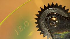 Tracingwheel (Renate Bomm) Tags: zahnrad contraption macro 365 bokeh nähen schneidern alt metall metal eisen old werkzeug found kitchen cogwheel gear gearwheel kopierrad kopierrädchen macromondays macroorcloseup madeofmetal renatebomm sonyilce7m2 technik