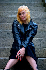 Alexa 89 (TheseusPhoto) Tags: people girl female woman model modeling blonde portrait portraiture beautiful pretty city colors colorsoftheworld