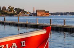 Out to Sea (sbryson44) Tags: boats harbor water gloucester massachusetts industry fishing lobster ocean travel architecture dock calm
