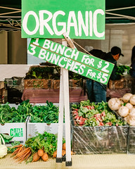 Organic - Vegetables at Farmers Market (ella.o) Tags: organic food vegetables carrots farmersmarket