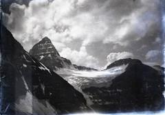 AJG.B4A8.048 (American Alpine Club Photo Library) Tags: mountassiniboine mountassiniboineprovincialpark canada glaciers