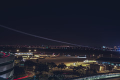 Airport traffic TPA. July 2018 (tarell_sallie) Tags: airport plane planetrails cartrails lighttrails delta united southwest jetblue spirit klm virginatlantic alaska florida tampa hillsborough hillsboroughcounty july 2018 usa unitedstates america unitedstatesofamerica canon canon5d canon5dmarkiv macbook edit lightroom copyright aviation fly travel parkinggarage city lights