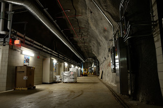 Fermilab's Basement