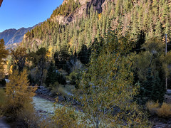 Uncompahgre River - Ouray, Colorado (BeerAndLoathing) Tags: 2018 autumn october cellphone roadtrip trips river googleandroid ouraytrip android fall usa pixelxl ouray colorado unitedstates us