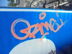 910 (en-ri) Tags: ormai tag arancione firenze wall muro graffiti writing