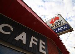 Cafe (pics by ben) Tags: iowafalls iowa ellsworth hardin walk northiowa iowariver midwest