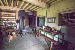 Main living room (Carol Spurway) Tags: pockerleyoldhall museum pockerleyoldhouse workingmuseum 1820s countydurham openairmuseum beamish stanley livingmuseum
