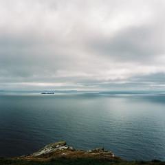 The Atlantic (adambermingham) Tags: filmsnotdead atlantic wildatlanticway achil ireland seascape rollei rolleicord filmphotography outdoorphotography mediumformat portra portra400