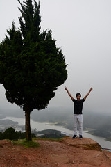 _DSC6568 (Quyr) Tags: dalat vietnam green smoke frog cloud tree forest langbiang lamdong portrait thunglungvang duonghamdatset