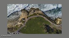 La Jolla California Cliffs (bryanasmar) Tags: thewave djiphantome4prov2 lajolla la jolla california ngc art dji drone footage geometry above sky arial