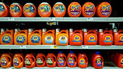 Tide (Studio d'Xavier) Tags: tide orange soap detergent supermarket grocerystore