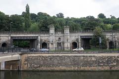 Bath (thulobaba) Tags: bath englqnd uk tourist tourism spa bridge rail railway tower