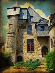 Vitré (Alicia B,) Tags: casa maison house vitré france francia bretaña brittany europa europe bretagne arquitectura