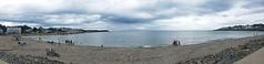 Short Sands Beach (pinelife) Tags: maine york shortsandsbeach beach summer newengland panorama