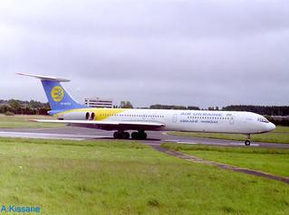 AIR UKRAINE IL-62 UR-86133
