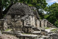 Guatemala-1-20 (Michael Yule - I Can See For Miles) Tags: tikal national park guatemala landscape latinamerica centralamerica outdoors ruins buildings architecture historic nikond7100 holidays vacations travel tourism tours tourist trees 18105mmlens