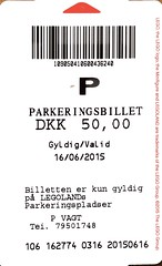 "Parkticket Dänemark • <a style=""font-size:0.8em;"" href=""http://www.flickr.com/photos/79906204@N00/42535687800/"" target=""_blank"">View on Flickr</a>"