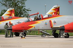 Patrulla Aguila (Spanish Air Force) (AircraftLovers.com) Tags: spanish air force airforce spanishairforce casa c101 aviojets aviojet casaaviojet spaf ejército del aire delaire ejércitodelaire 2018 planespotting aviation avgeek airport berlin berlinairport schönefeld schönefeldairport schonefeld schonefeldairport schoenefeld schoenefeldairport sxf eddb ber aircraft flugzeug plane aircraftlovers aircraftloversde aircraftloverscom bbi willybrandt ila ilaberlin ilaberlinairshow airshow ila2018 aerobatic demonstration team aerobaticdemonstration aerobaticteam