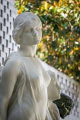 Tranquil (dayman1776) Tags: brookgreen gardens marble sculpture nude classical mother escultura skulptur statue south carolina usa america american sculptor sculptures nature sunset beautiful museum art fine