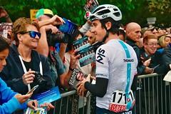 Tour of Britain in Nuneaton (johnbray69) Tags: tour britain cycling nuneaton chris froome geraint thomas