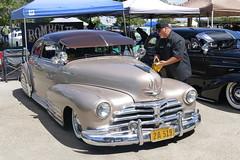 Chevrolet (bballchico) Tags: chevrolet 1948 westcoastkustomscruisinnationals carshow santamariaca lowrider bomb