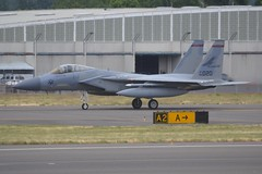 84-0020 (LAXSPOTTER97) Tags: united states air force oregon national guard 142nd 142ndfw 123rd 123rdfs redhawks fighter squadron wing mcdonnell douglas f15c eagle 840020 cn c323 ln 930 aviation airport airplane kpdx