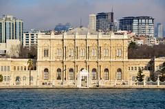 Dolmabahçe Palace (itchypaws) Tags: bosphorus strait ferry dolmabahçe palace 2018 istanbul turkey europe holiday vacation