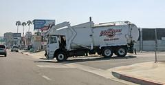 Dependable Disposal Truck 9-8-18 (Photo Nut 2011) Tags: california sandiego sanitation wastedisposal garbage trash garbagetruck trashtruck refuse junk waste truck dependabledisposal imperialbeach