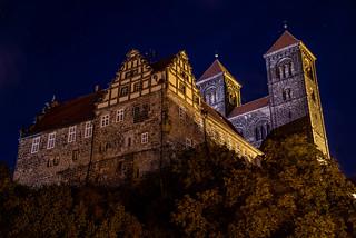 Schloss und Dom Quedlinburg
