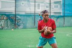 DSC_9009 (gidirons) Tags: lagos nigeria american football nfl flag ebony black sports fitness lifestyle gidirons gridiron lekki turf arena naija sticky touchdown interception reception