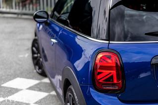 MINI Cooper S F56 LCI - Starlight Blue