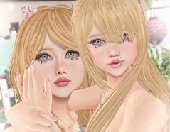 [PF] Cherish You Lipsticks (Gabriella Marshdevil ~ Trying to catch up!) Tags: sl secondlife cute kawaii aulovely catwa pinkfuel ayashi limerence