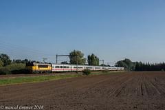 NS 1761+International, Teuge (cellique) Tags: ns nsinternational 1761 spoorwegen treinen eisenbahn zuge railway train teuge