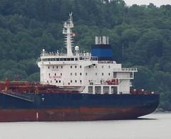 Marlin Amethyst - IMO 9697222 (Jacques Trempe 3,40M hits - Merci-Thanks) Tags: stefoy quebec canada ship navire fleuve river stlaurent stlawrence transportation petrolier tanker marlin amethyst